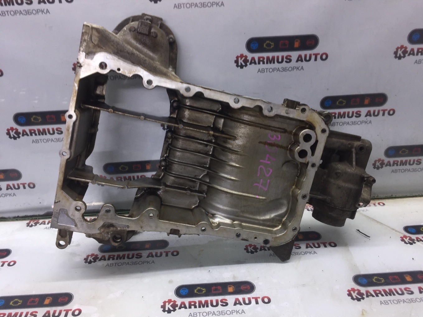 Поддон масляный двигателя Lexus Gs450H GWS191 2GRFSE 2007