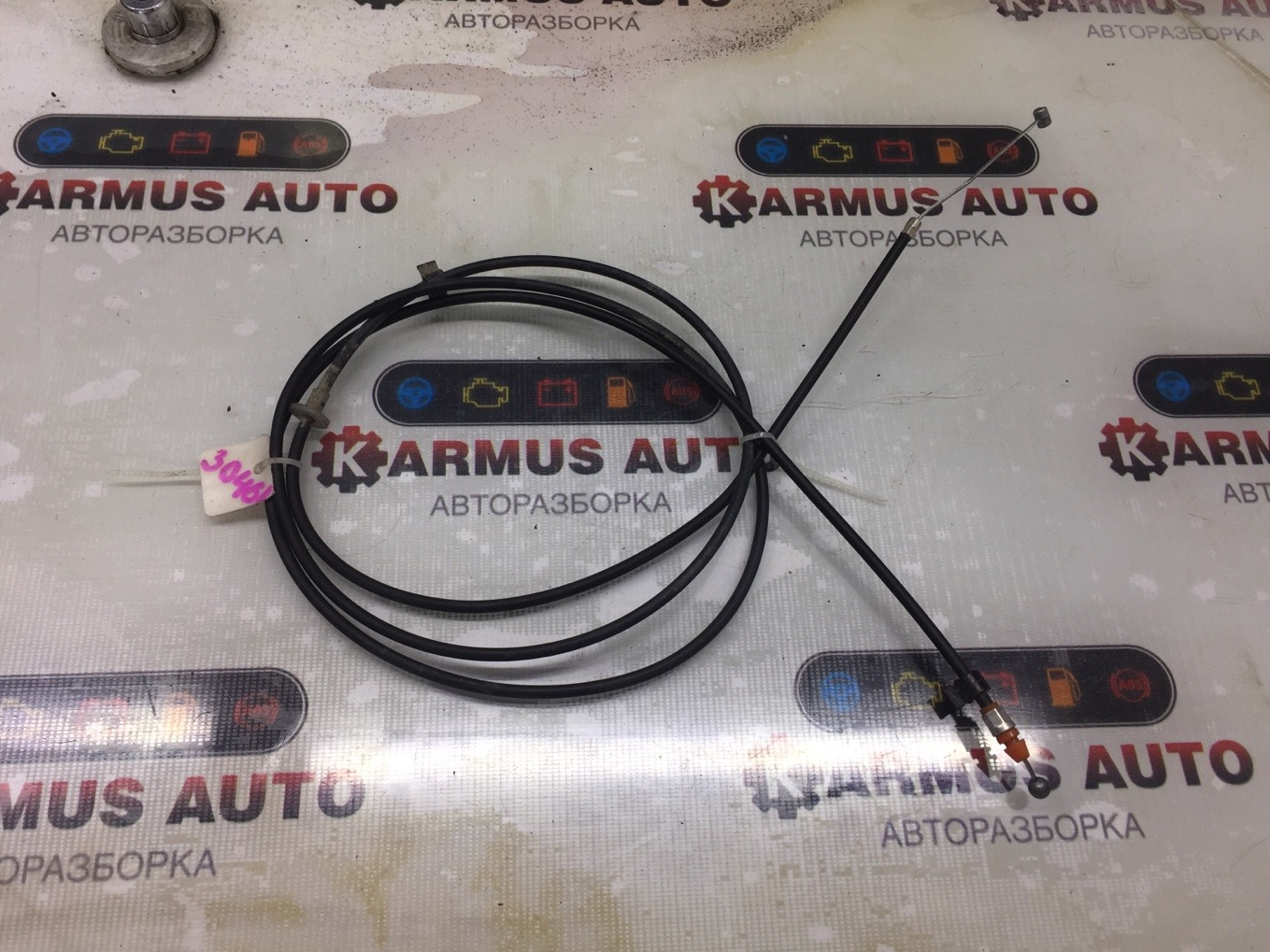 Трос капота Lexus Gs450H GWS191 2GRFSE 2007