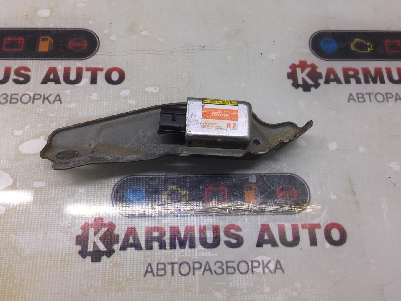 Датчик airbag Lexus Gs450H GWS191 2GRFSE 2007 задний правый