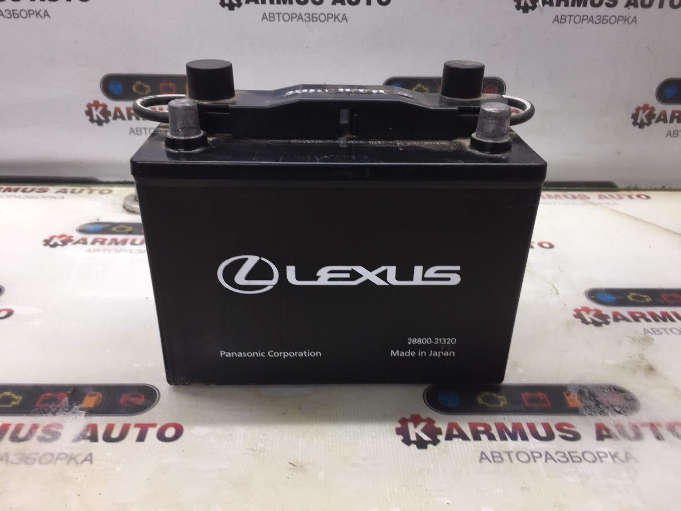 Аккумулятор Lexus Gs450H GWS191 2GRFSE 2007