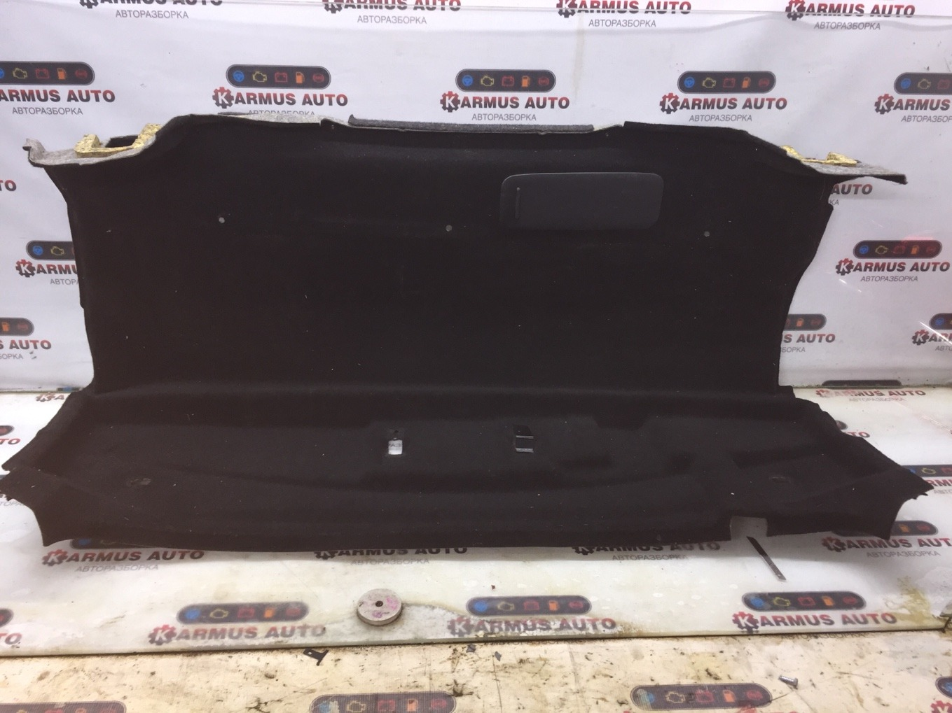 Обшивка багажника Lexus Gs450H GWS191 2GRFSE 2007