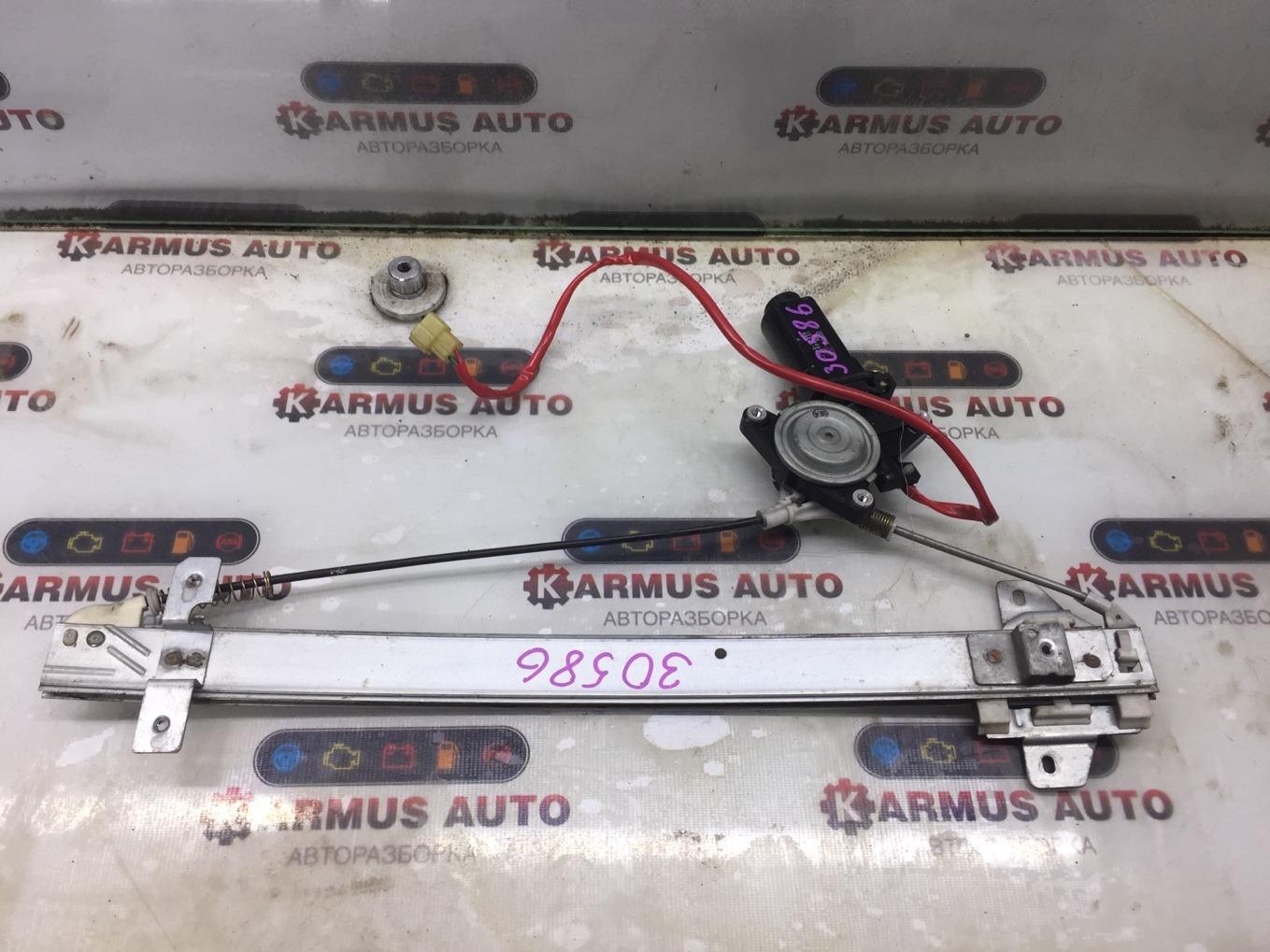 Стеклоподъемный механизм Suzuki Escudo TD01W G16A задний левый