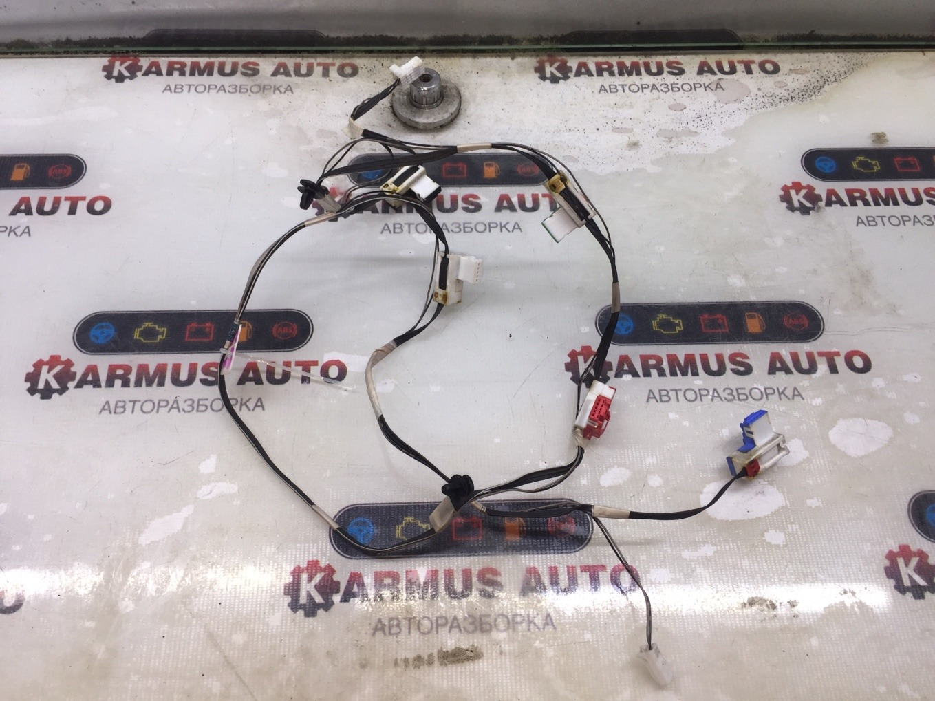 Проводка печки Lexus Gs450H GWS191 2GRFSE 2007
