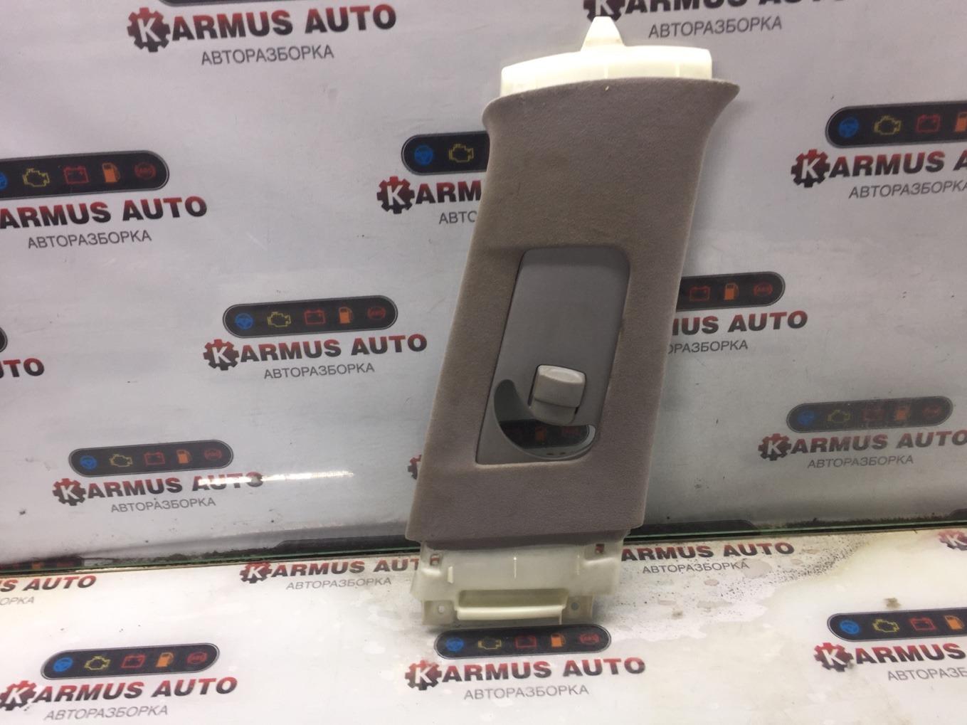 Обшивка стойки Lexus Gs450H GWS191 2GRFSE 2007 правая верхняя