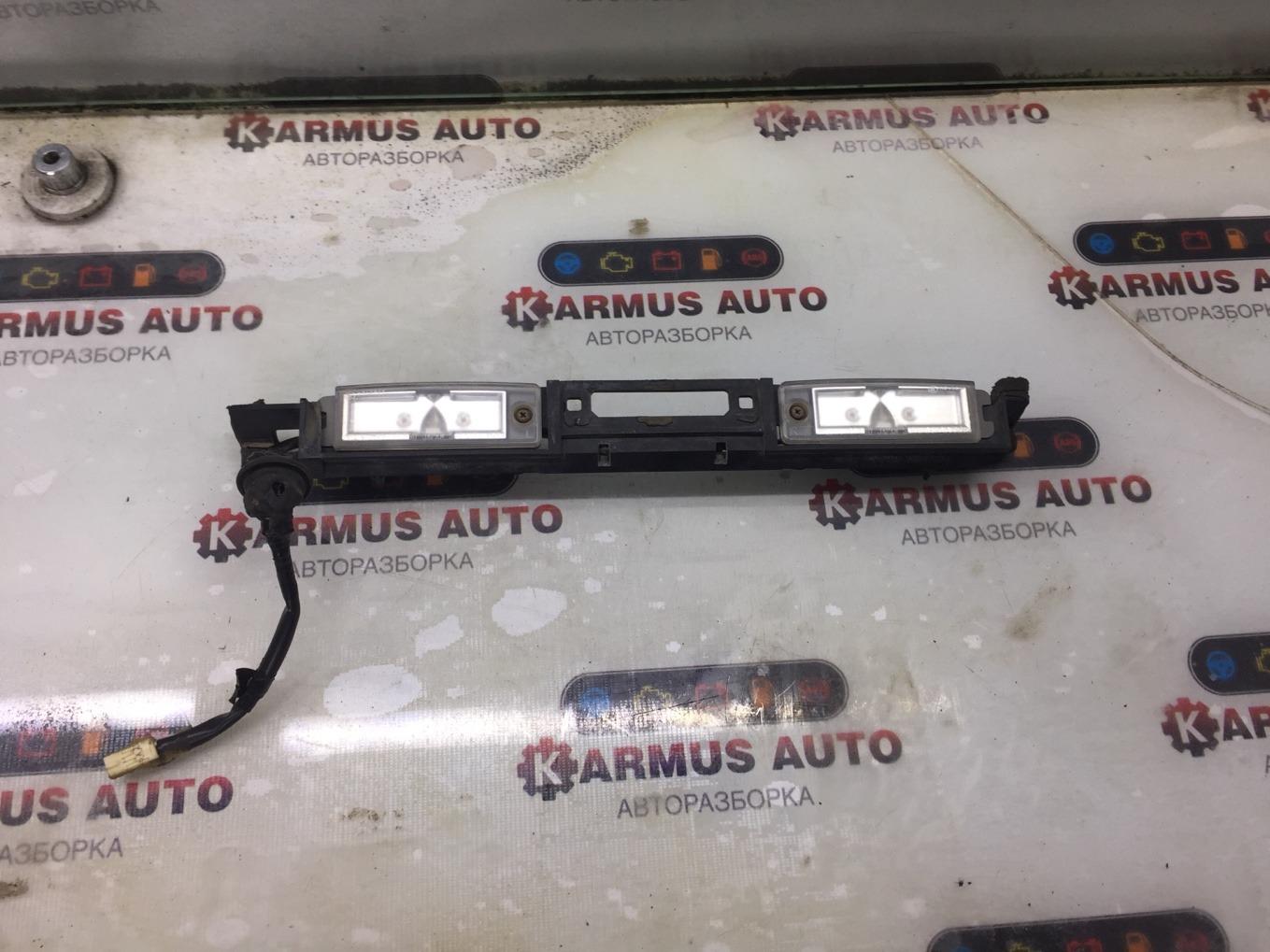 Лампы подсветки номерного знака Lexus Gs450H GWS191 2GRFSE 2007