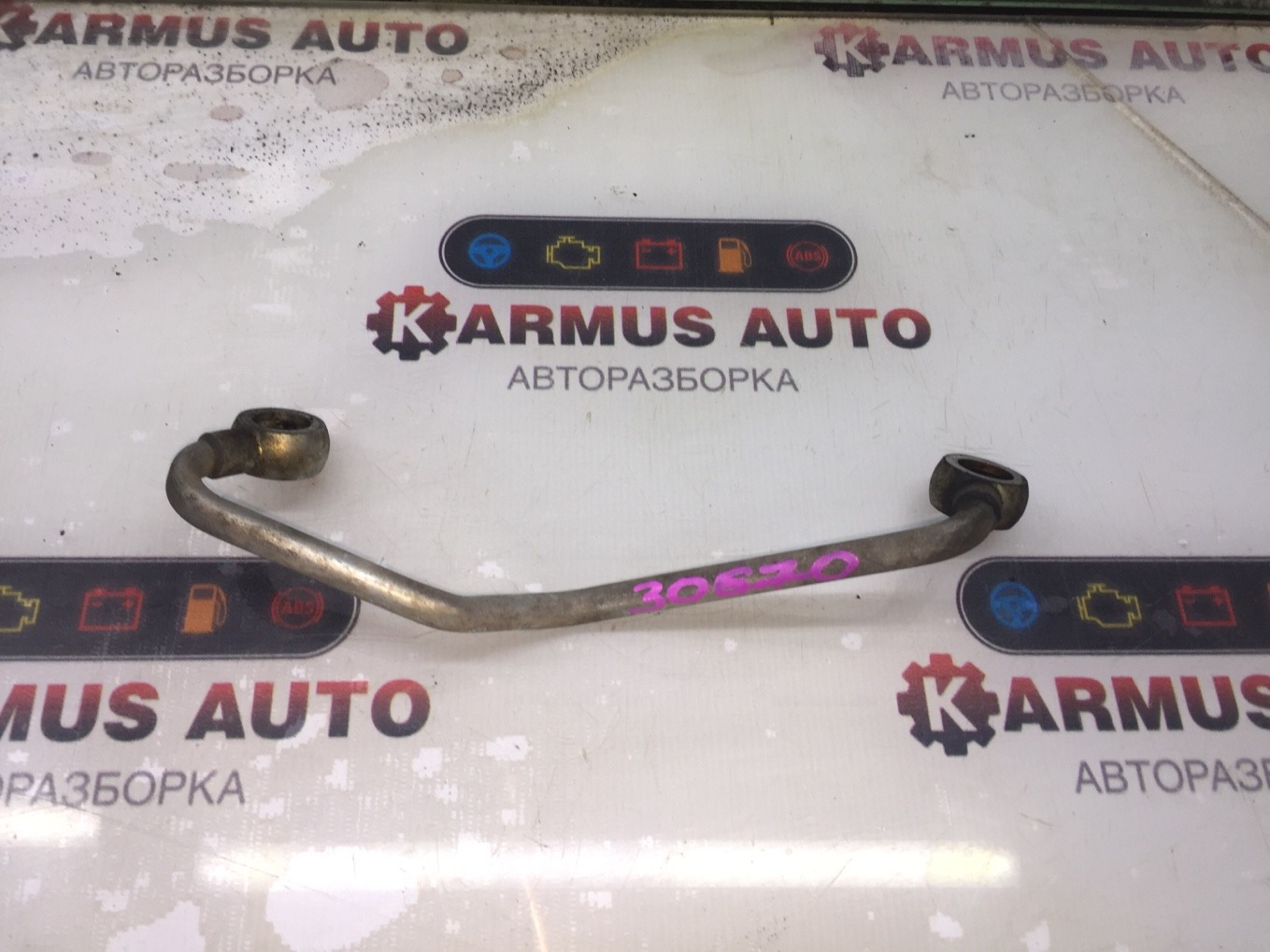 Трубка масляная Lexus Gs450H GWS191 2GRFSE 2007 правая