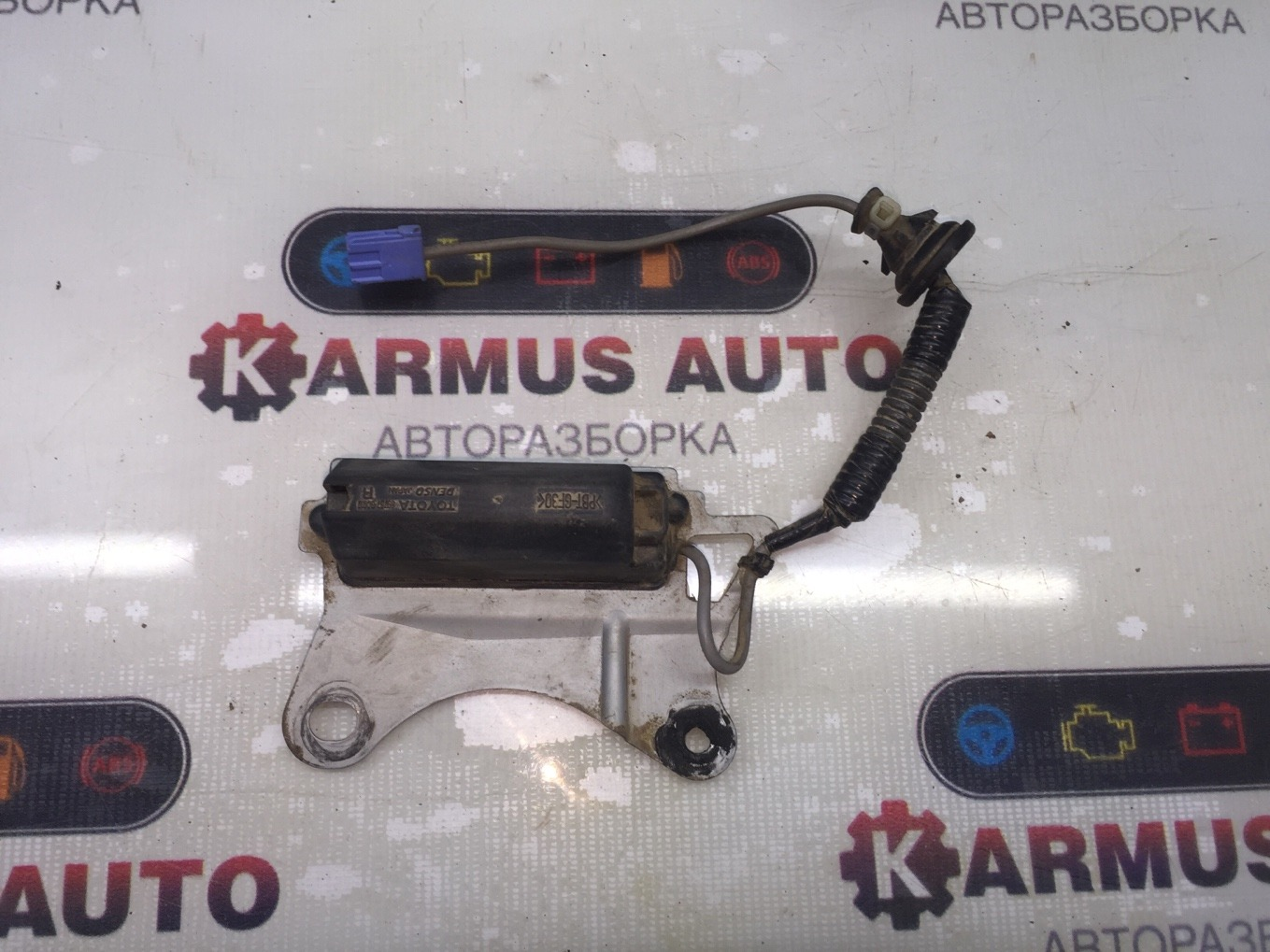 Датчик давления шин Lexus Gs450H GWS191 2GRFSE 2007 задний правый