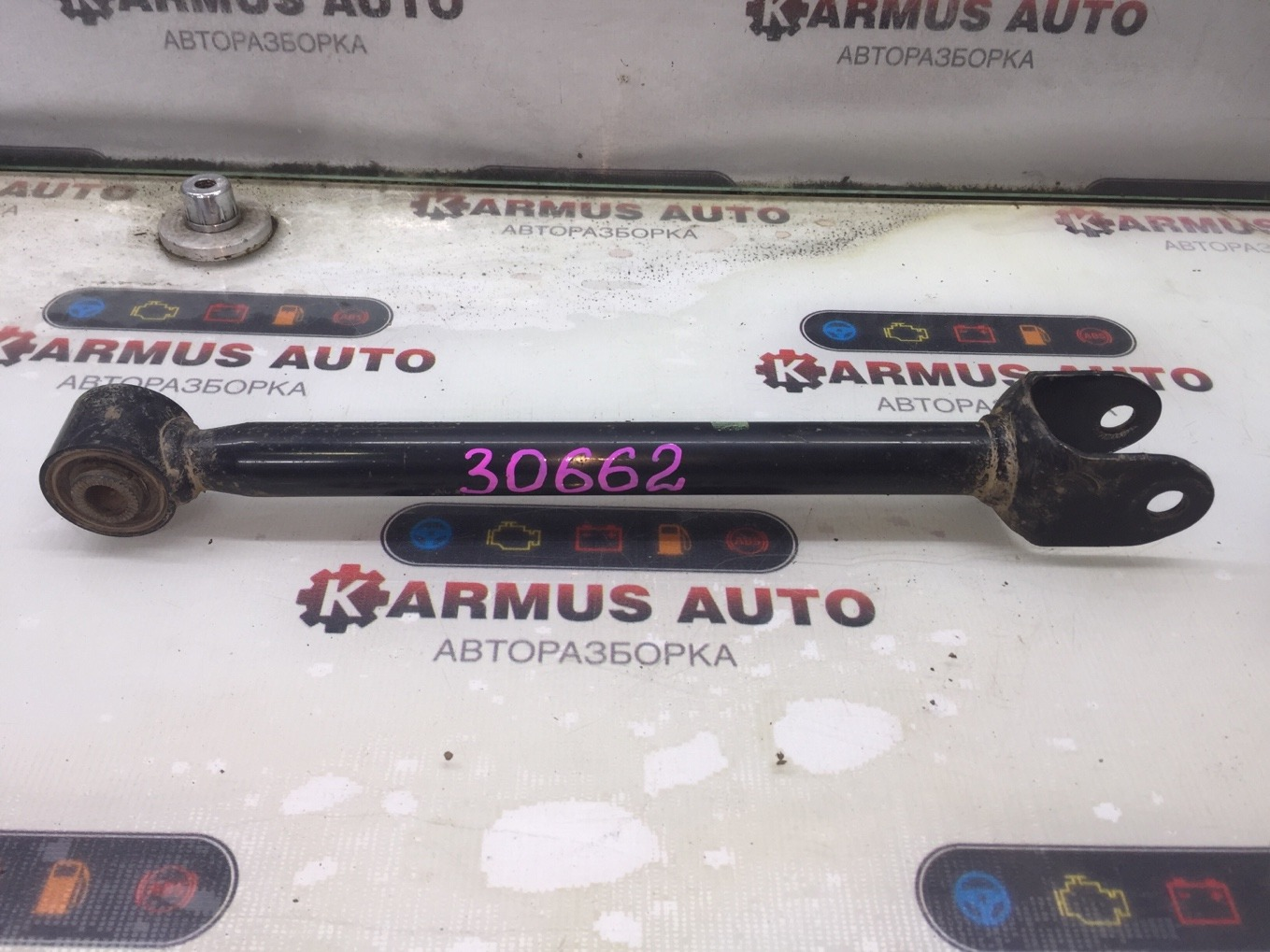 Рычаг Lexus Gs450H GWS191 2GRFSE 2007 задний правый нижний