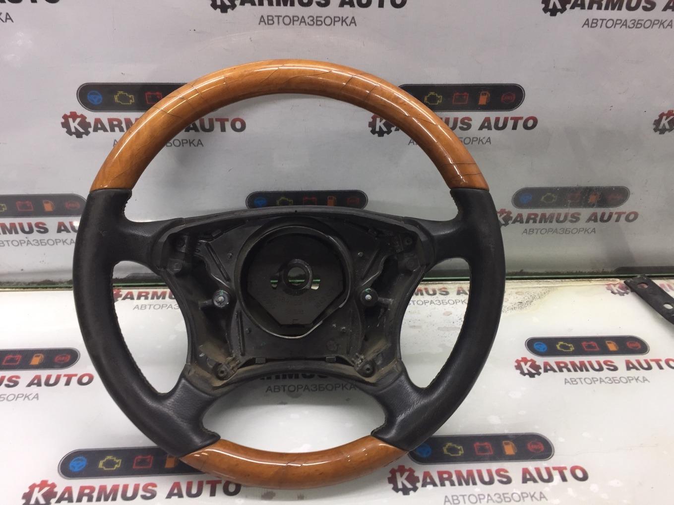 Руль Mercedes-Benz Cl-Class C215 M112E28