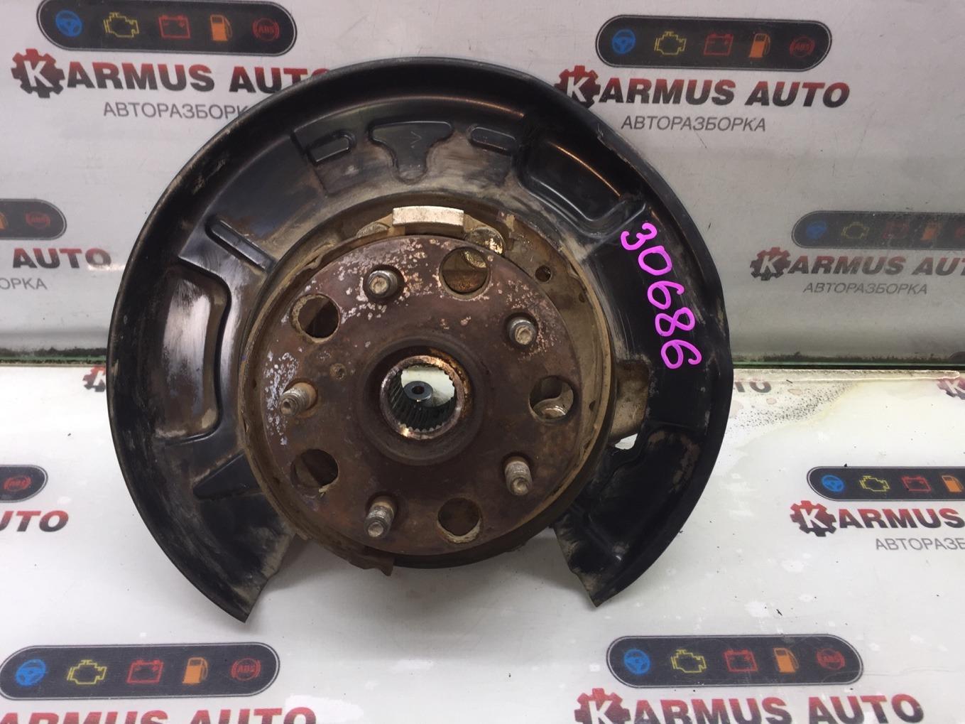 Ступица Lexus Gs450H GWS191 2GRFSE 2007 задняя правая