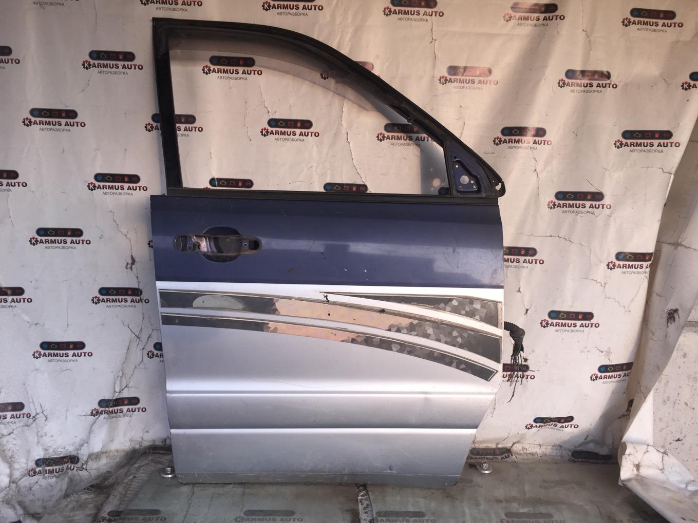 Дверь Toyota Lite Ace Noah CR51 2C передняя правая