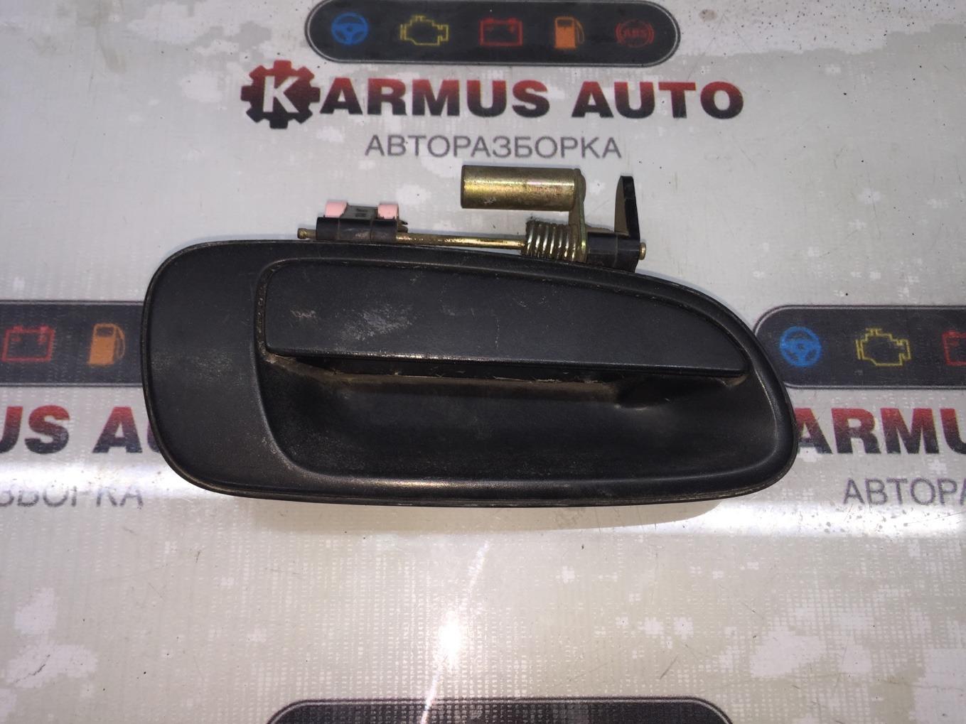 Ручка двери наружная Toyota Caldina AT191 G 7AFE задняя правая
