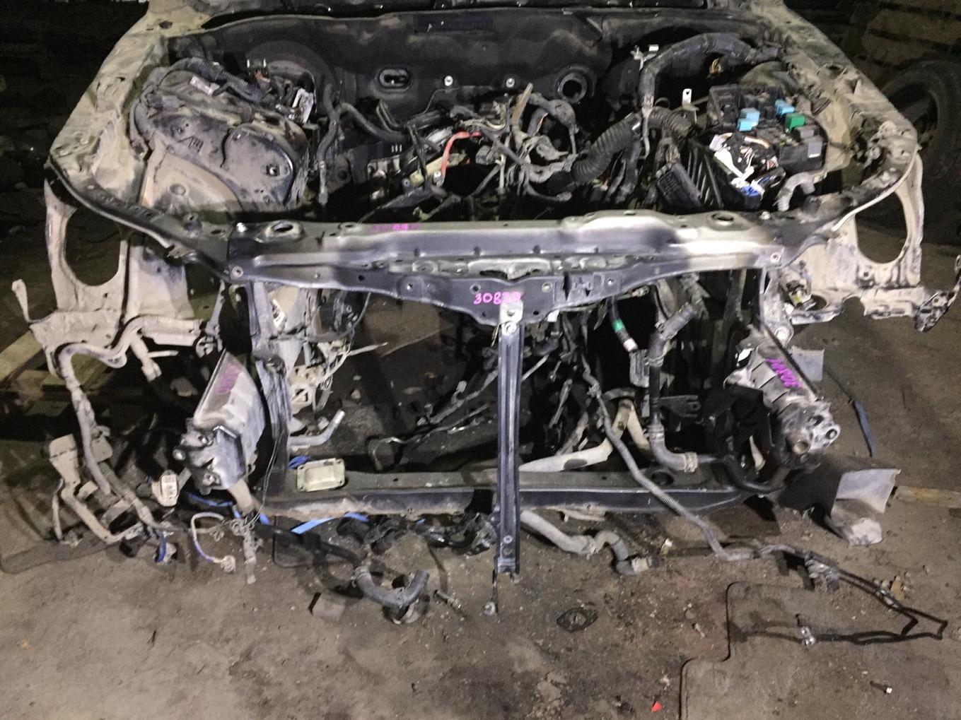 Рамка радиатора Lexus Gs450H GWS191 2GRFSE 2007