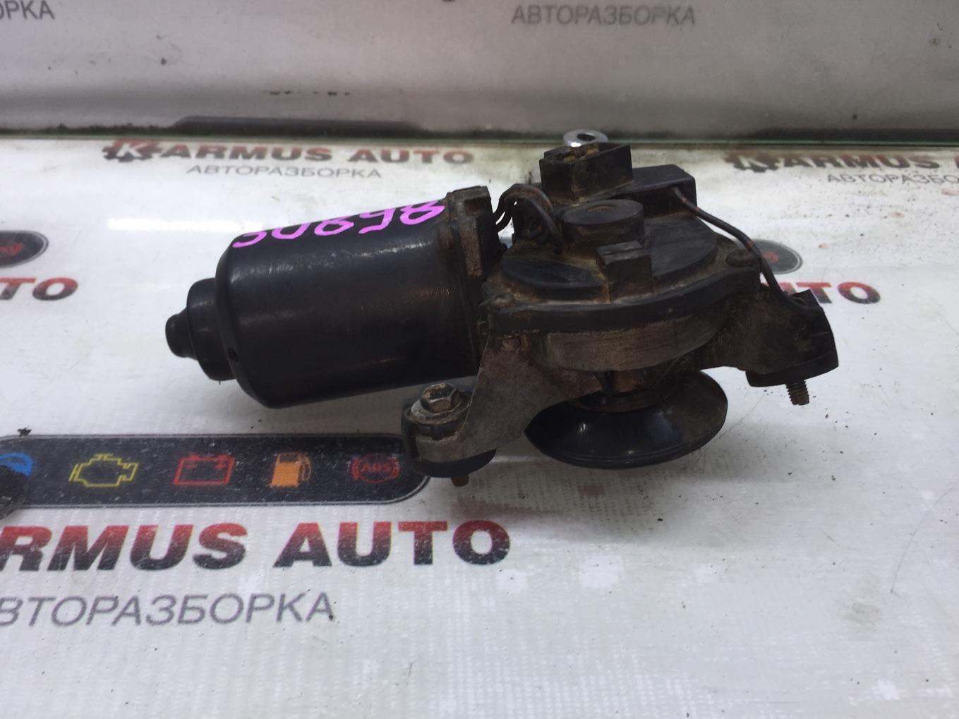 Мотор дворников Toyota Toyota Sprinter AE91 5AF 1987 передний