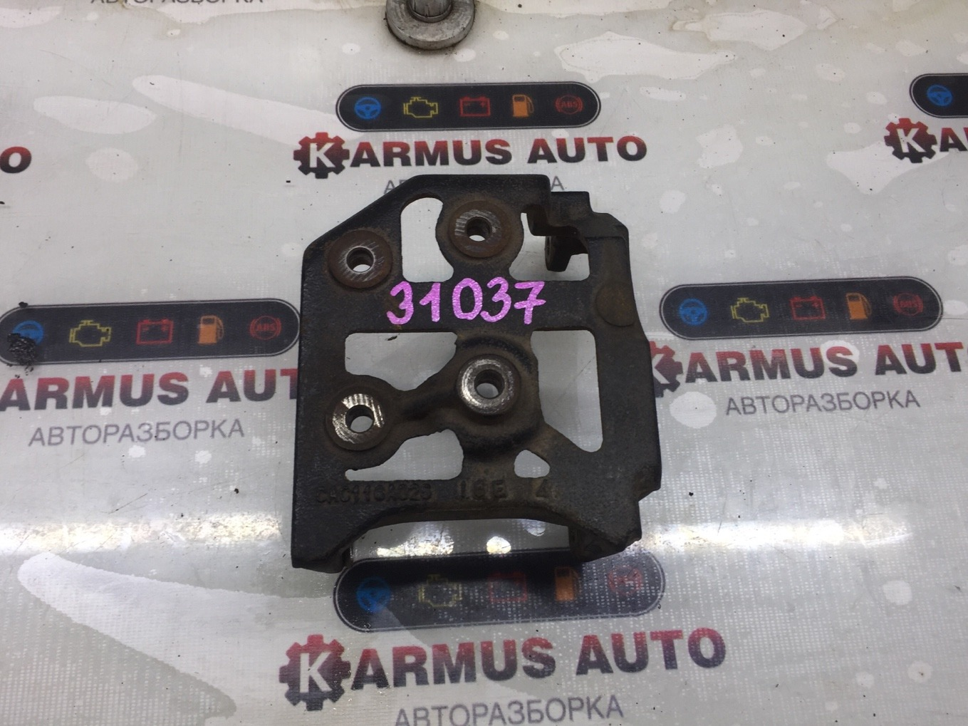 Крепление компрессора кондиционера Mitsubishi Pajero Mini H56A 4A30
