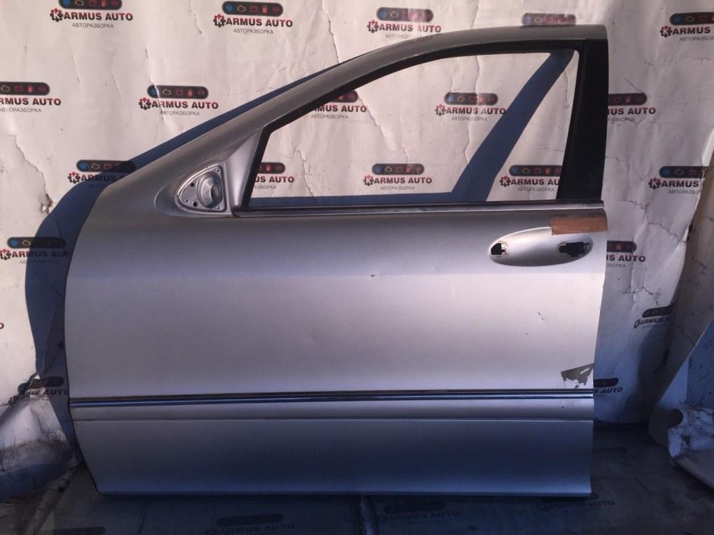 Дверь Mercedes Benz S-Class V220 M112E28 передняя левая