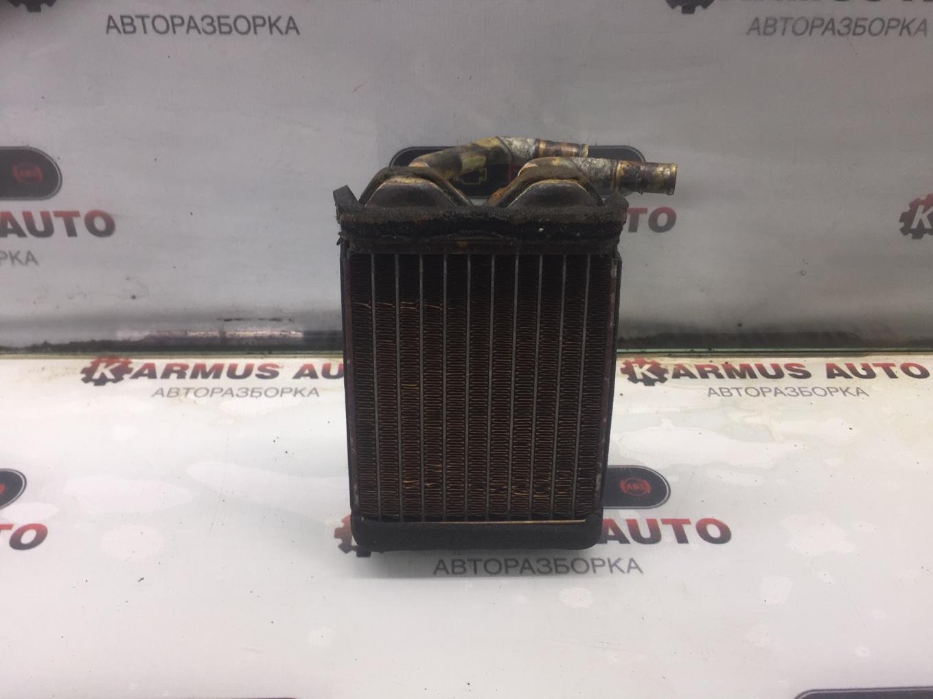 Радиатор печки Mitsubishi Pajero V46W 4M40 задний
