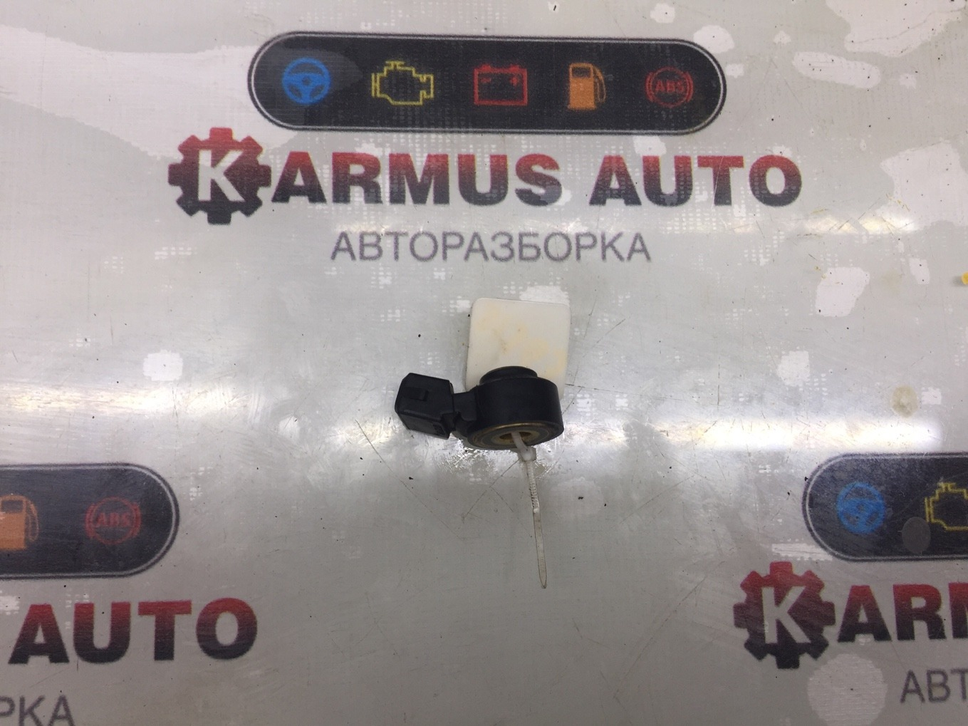 Датчик детонации Mercedes-Benz C-Class W204 M272E35