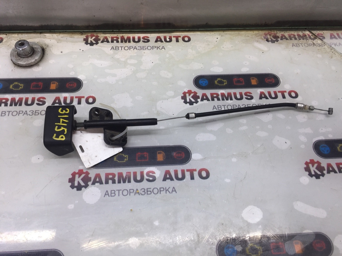 Ручка сброса стояночного тормоза Toyota Aristo JZS160 2JZGE