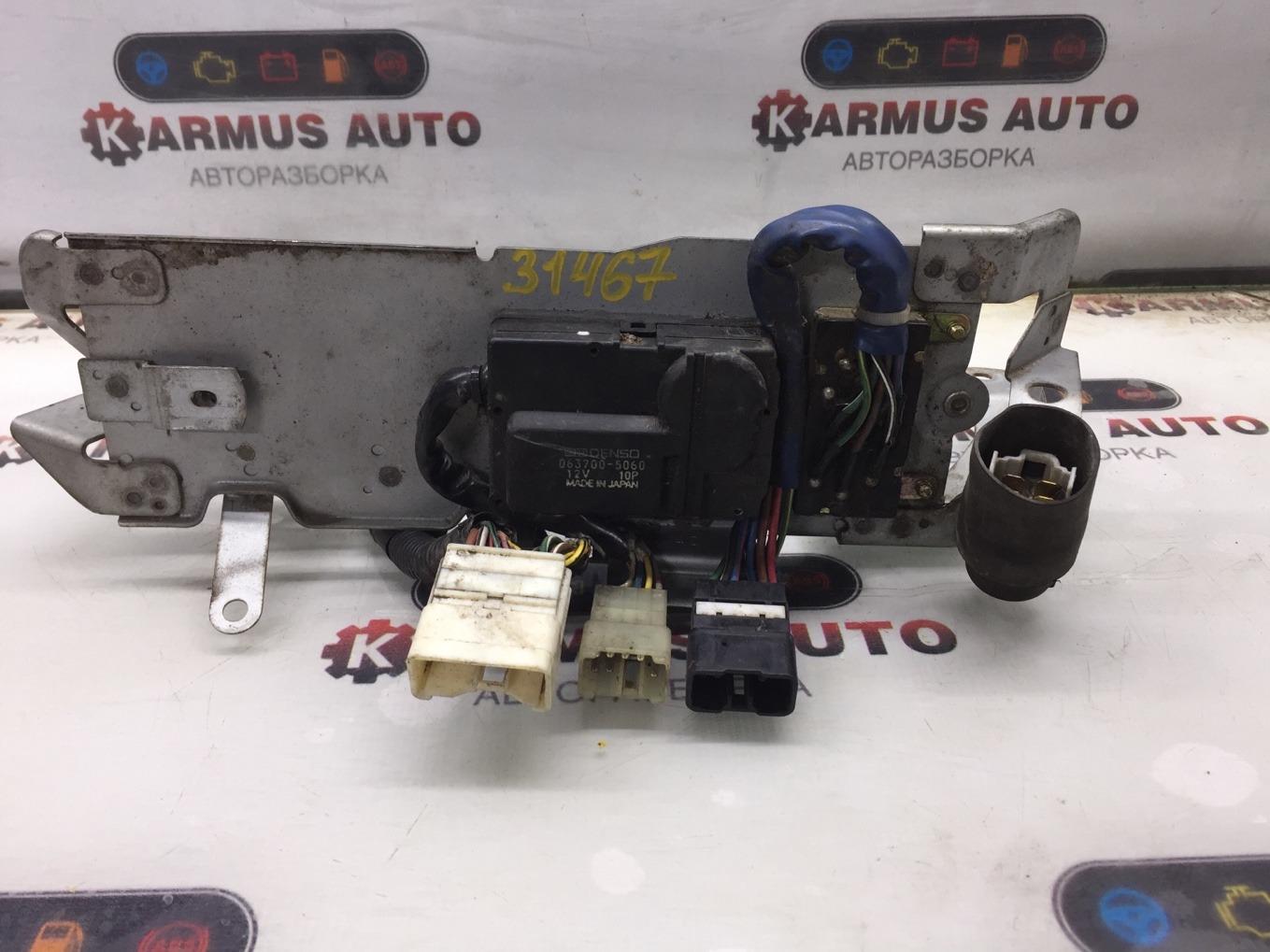 Сервопривод заслонок печки Toyota Regius Ace KZH100G 1KZTE