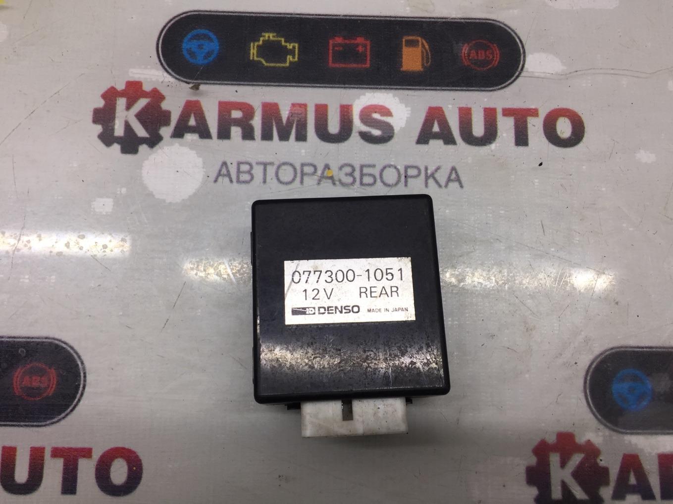 Блок управления Toyota Regius Ace KZH100G 1KZTE