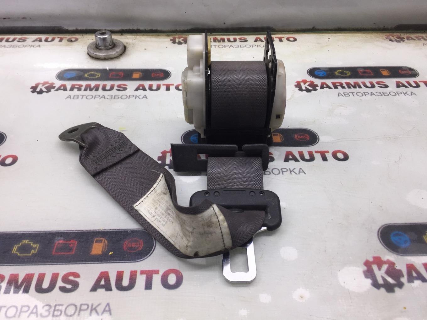 Ремень безопасности Toyota Mark Ii GX100 1GFE задний левый