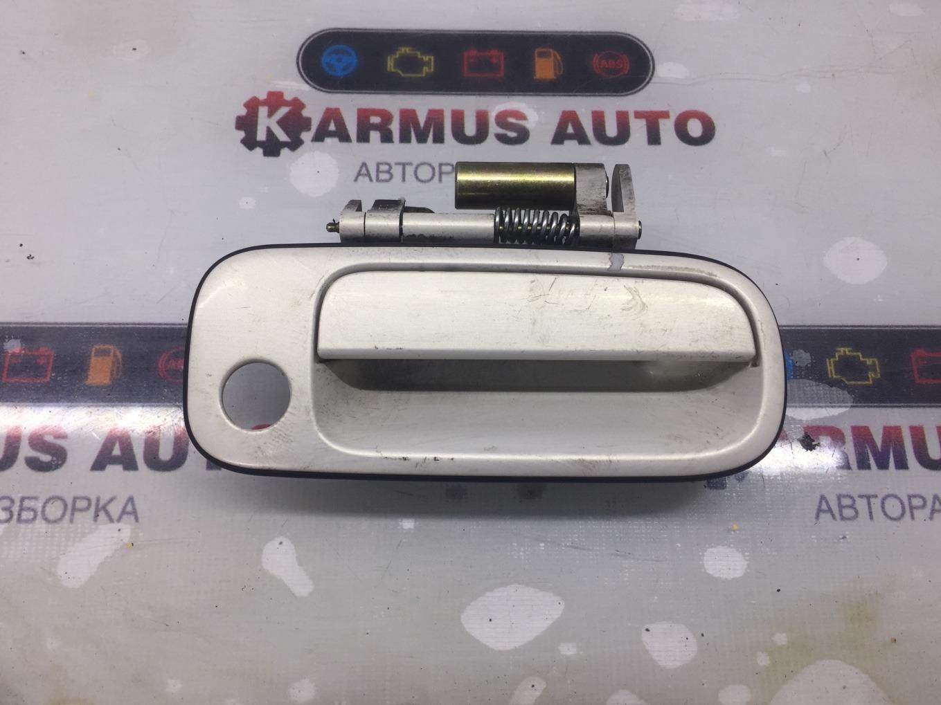 Ручка двери наружная Toyota Chaser JZX100 1JZGE передняя правая