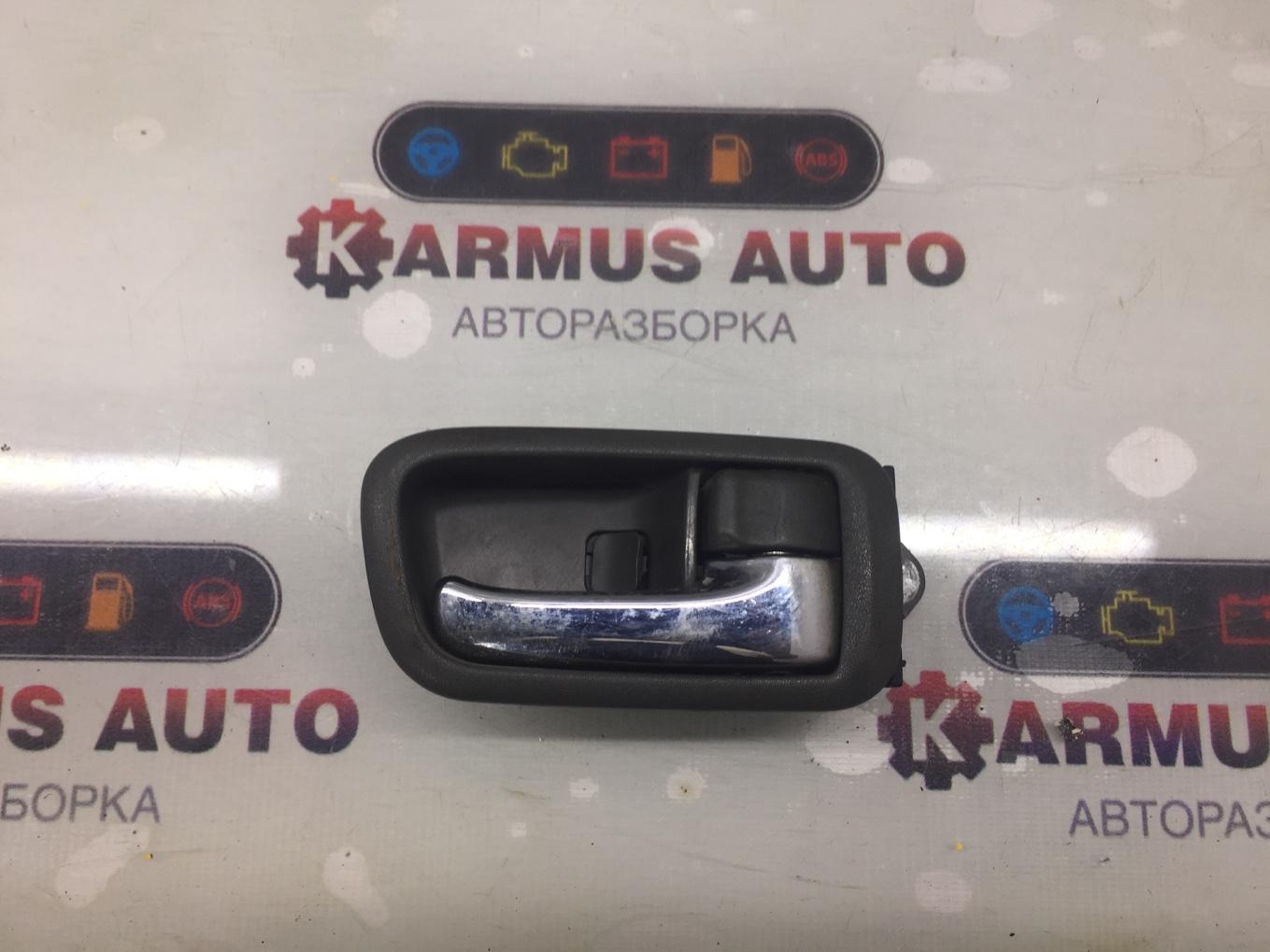 Ручка двери внутренняя Toyota Chaser JZX100 1JZGE передняя правая