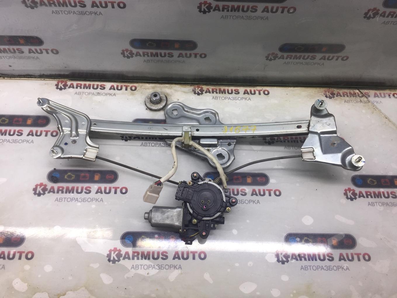 Стеклоподъемный механизм Toyota Chaser JZX100 1JZGE передний правый