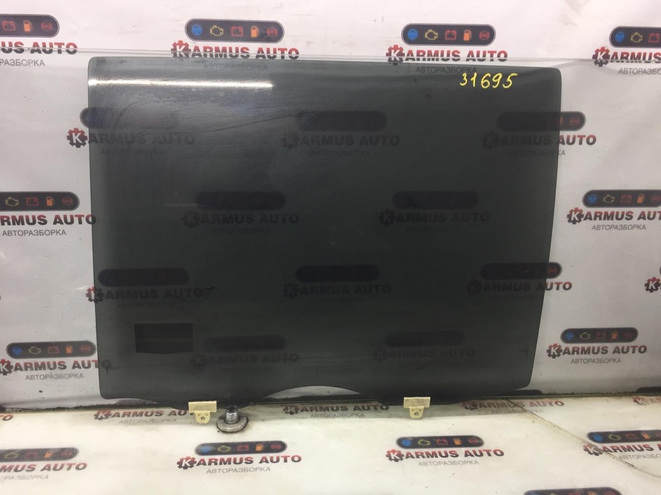 Стекло боковое Nissan Lafesta B30 MR20DE заднее левое
