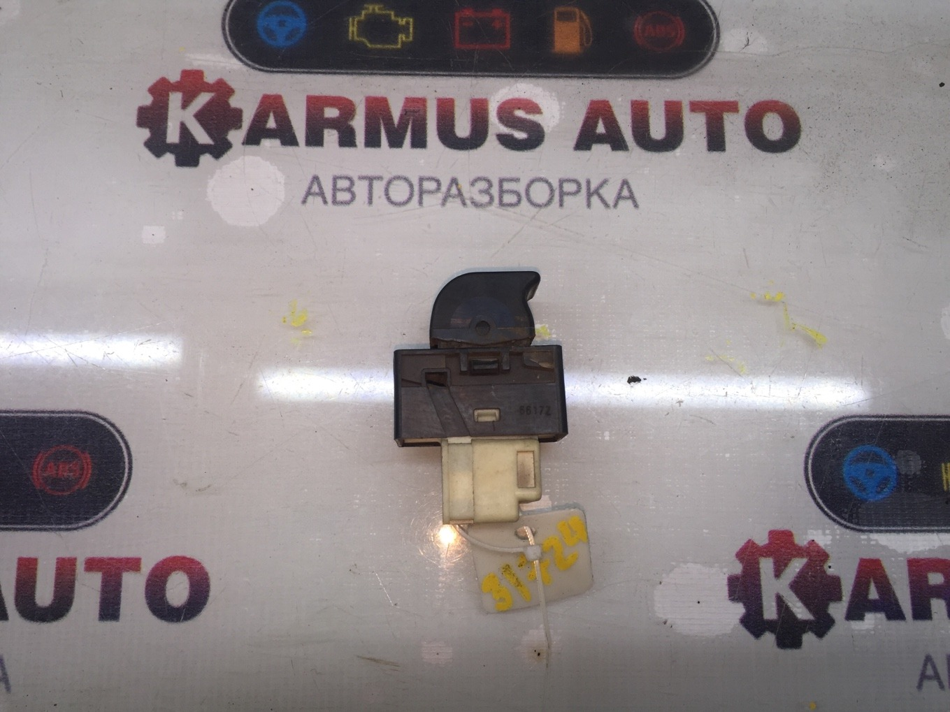 Кнопка стеклоподъемника Nissan Bluberd EU14 SR18DE