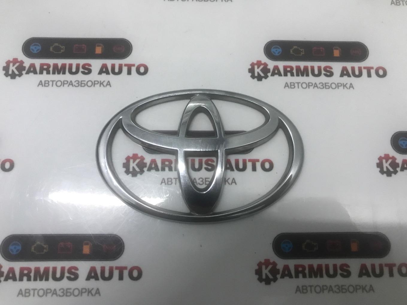 Эмблема Toyota Corolla Spacio AE111 4AFE