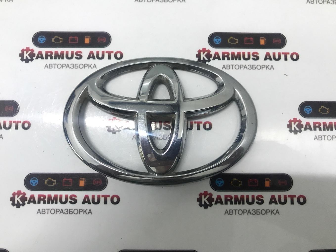 Эмблема Toyota Allion NZT260 1NZFE