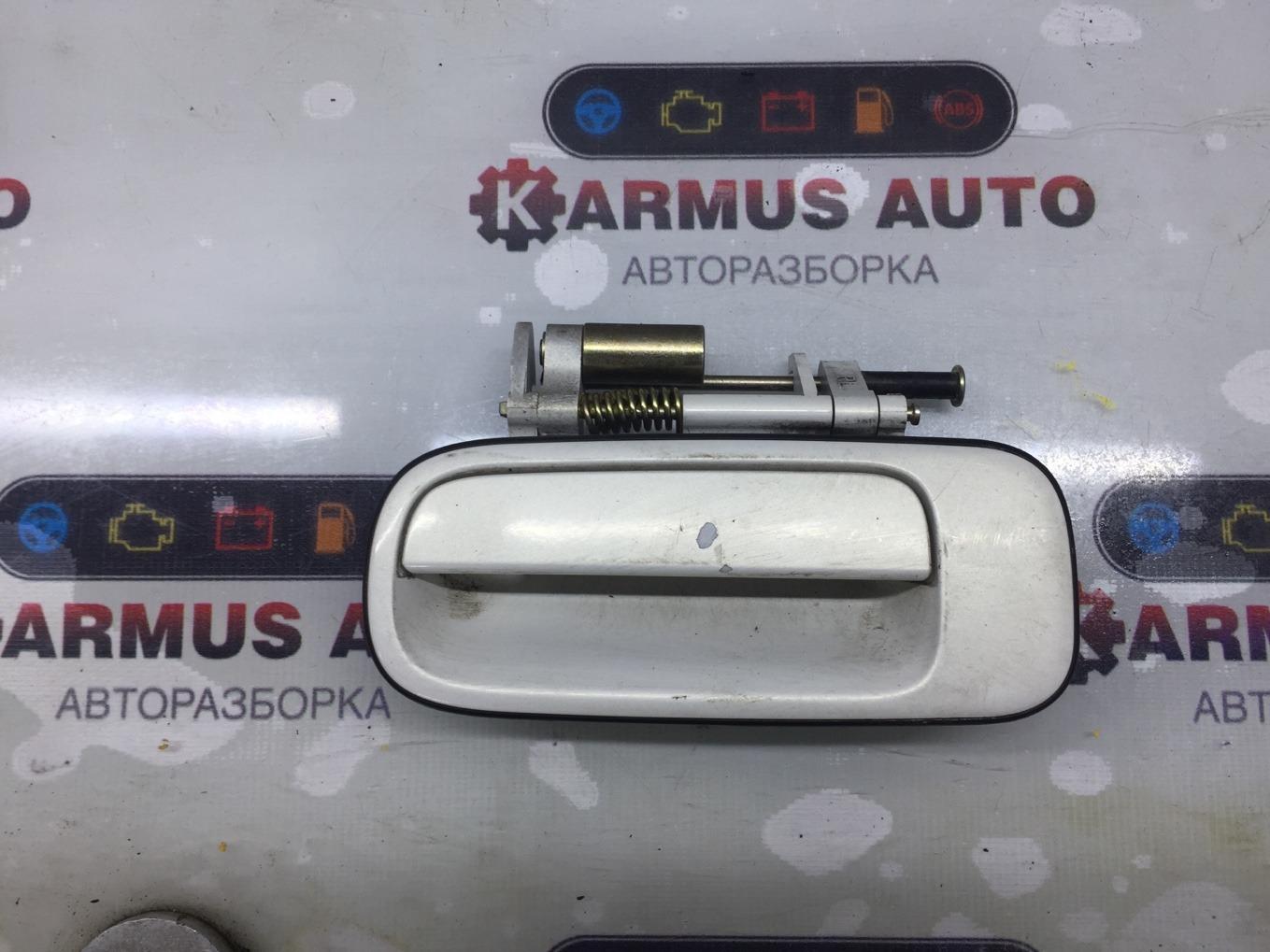 Ручка двери наружная Toyota Mark Ii GX100 1GFE задняя левая