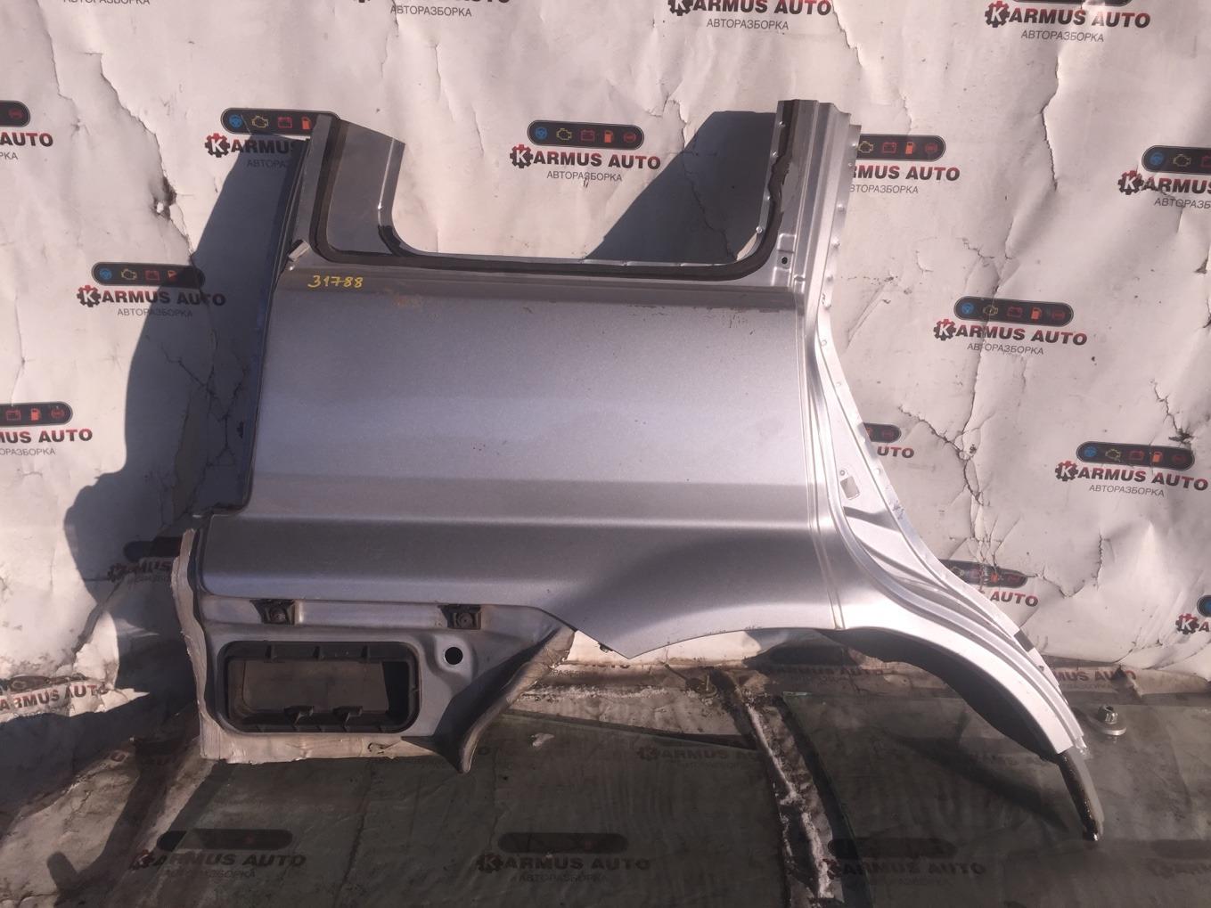 Крыло Honda Hr-V GH3 D16A заднее правое