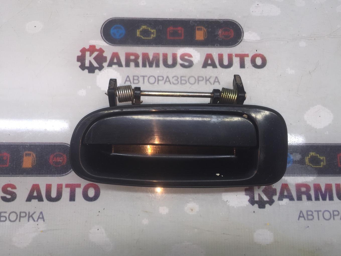 Ручка двери наружная Toyota Windom VCV10 3VZFE задняя левая