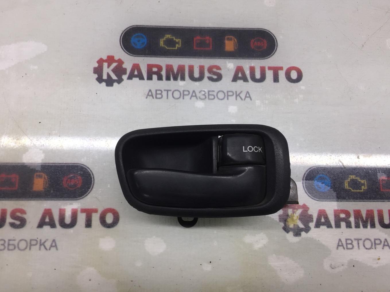 Ручка двери внутренняя Toyota Windom VCV10 3VZFE задняя правая
