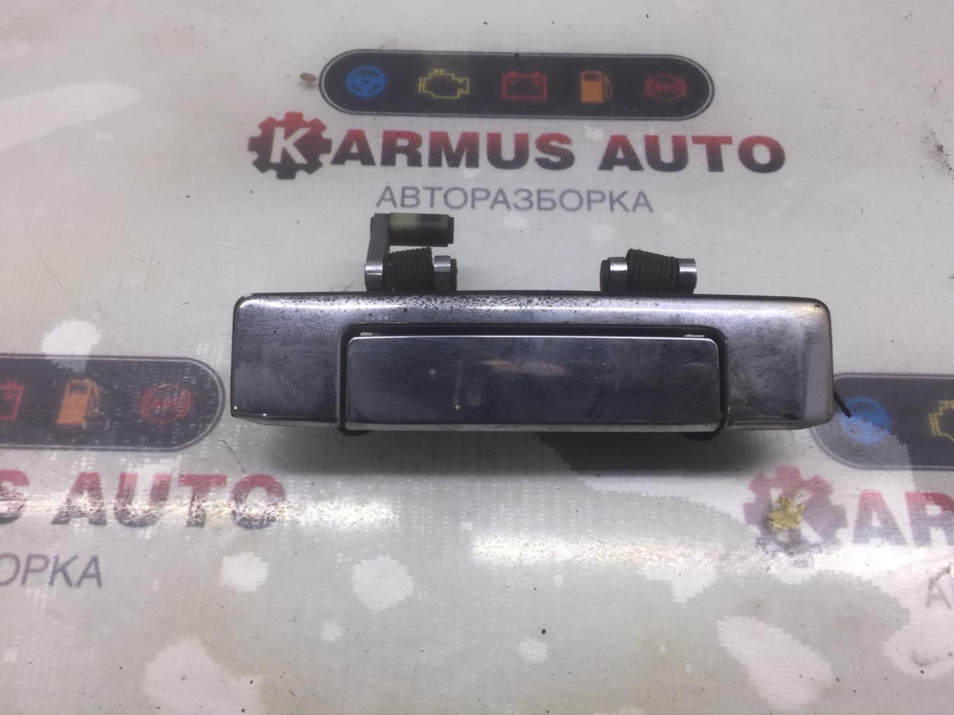 Ручка двери наружная Toyota Mark Ii GX71 1GEU задняя правая