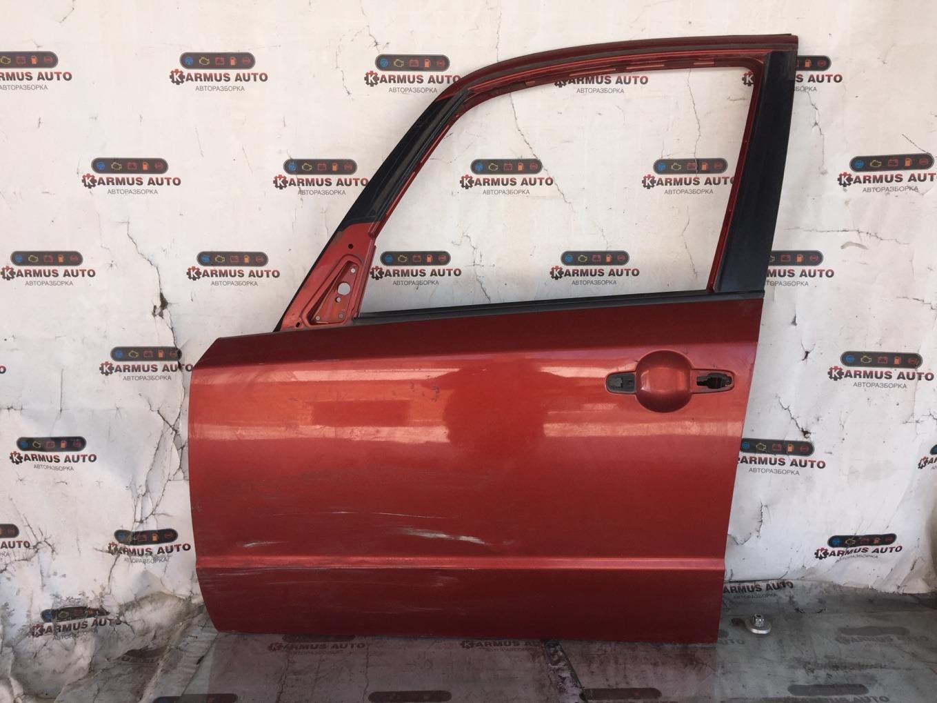 Дверь Suzuki Sx4 YA11S M15A передняя левая