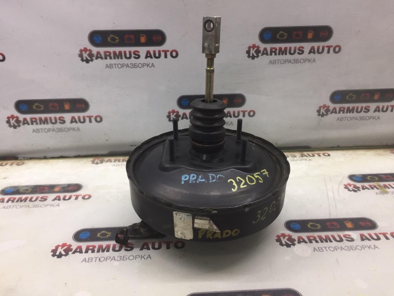 Вакуумный усилитель тормозов Toyota Land Cruiser Prado KZJ71W 1KZTE