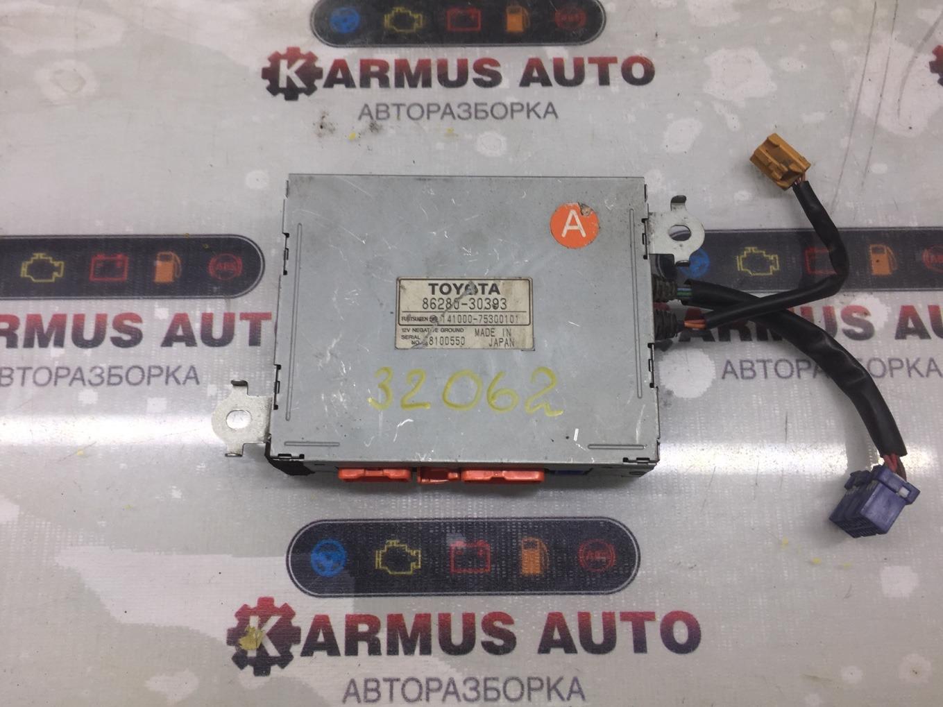 Усилитель звука Toyota Aristo JZS160 2JZGE