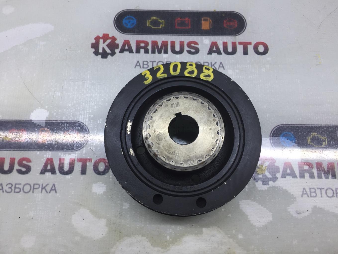 Шкив коленвала Subaru Impreza GE2 EL15