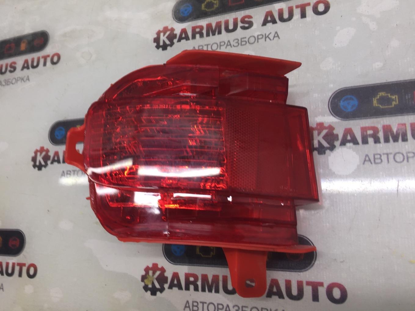 Катафот в бампер Lexus Lx450D URJ201 1URFE левый