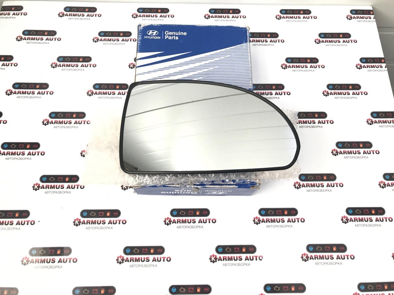 Зеркало заднего вида Hyundai Elantra CF правое