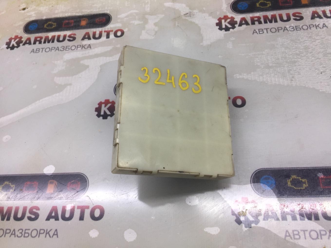 Блок управления климат-контролем Toyota Chaser SX80 4SFI 1990
