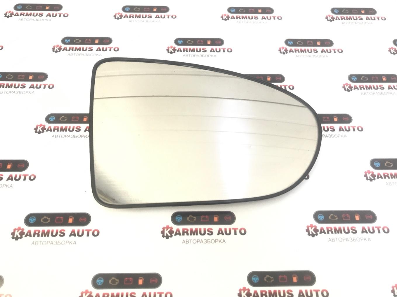 Полотно зеркала Nissan Qashqai J11E MR20DD правое