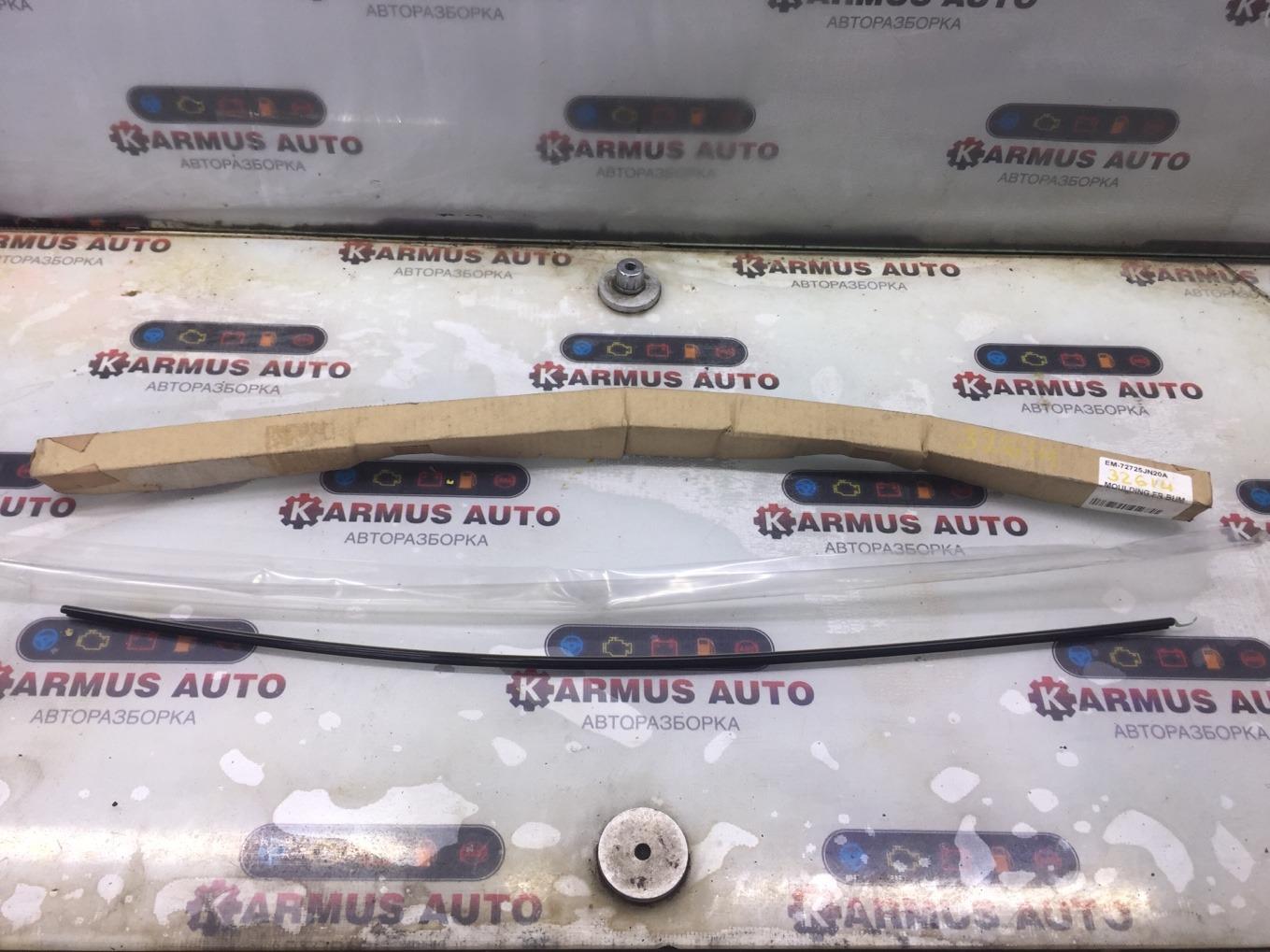 Молдинг лобового стекла Nissan Teana J31 VQ35DE