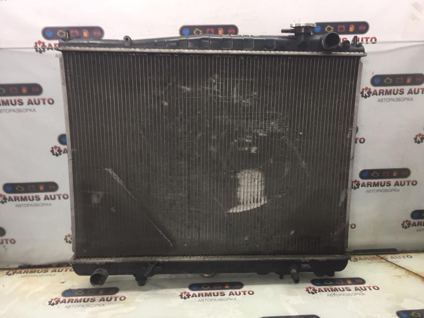 Радиатор охлаждения двигателя Nissan Terrano RR50 QD32TI