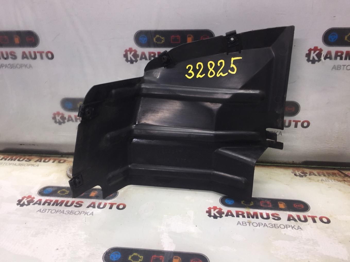 Подкрылок Mitsubishi Pajero Io H77W 4G94 задний левый