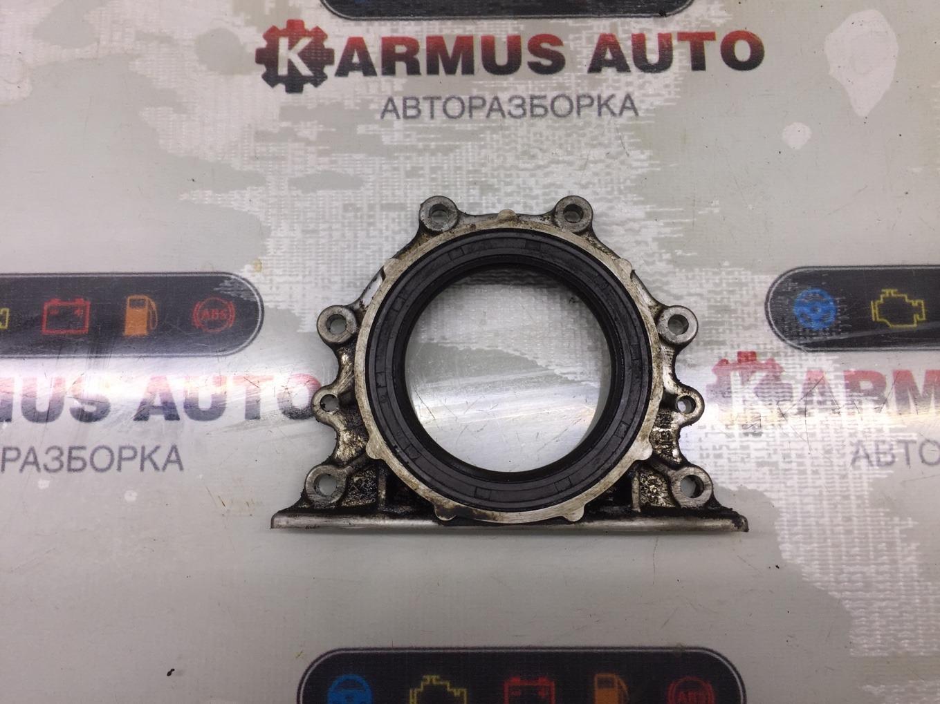 Крышка коленвала Toyota Corona AT170 5AFE 1990 задняя